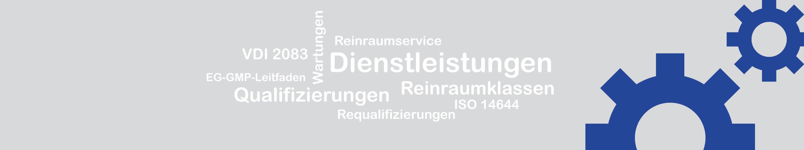 Reinraumservice und Dienstleistungen