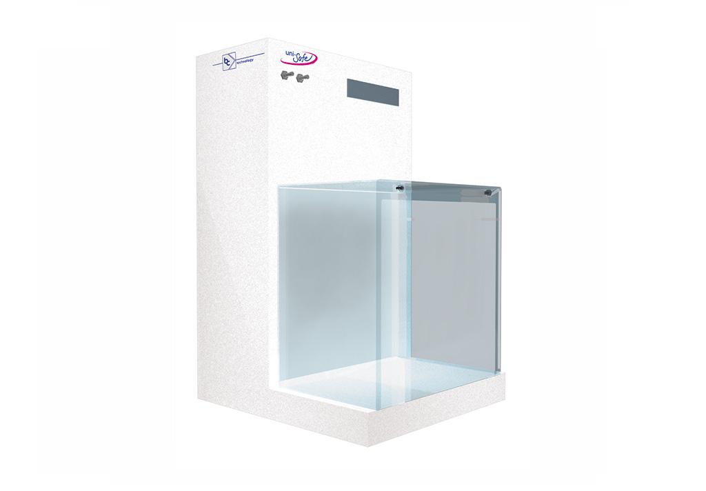 Portable Flowbox, steckerfertige Lieferung